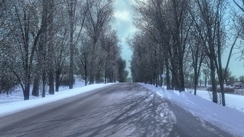 Frosty Winter Weather Mod v7 2 (1 35) – Grimes Mods – Euro